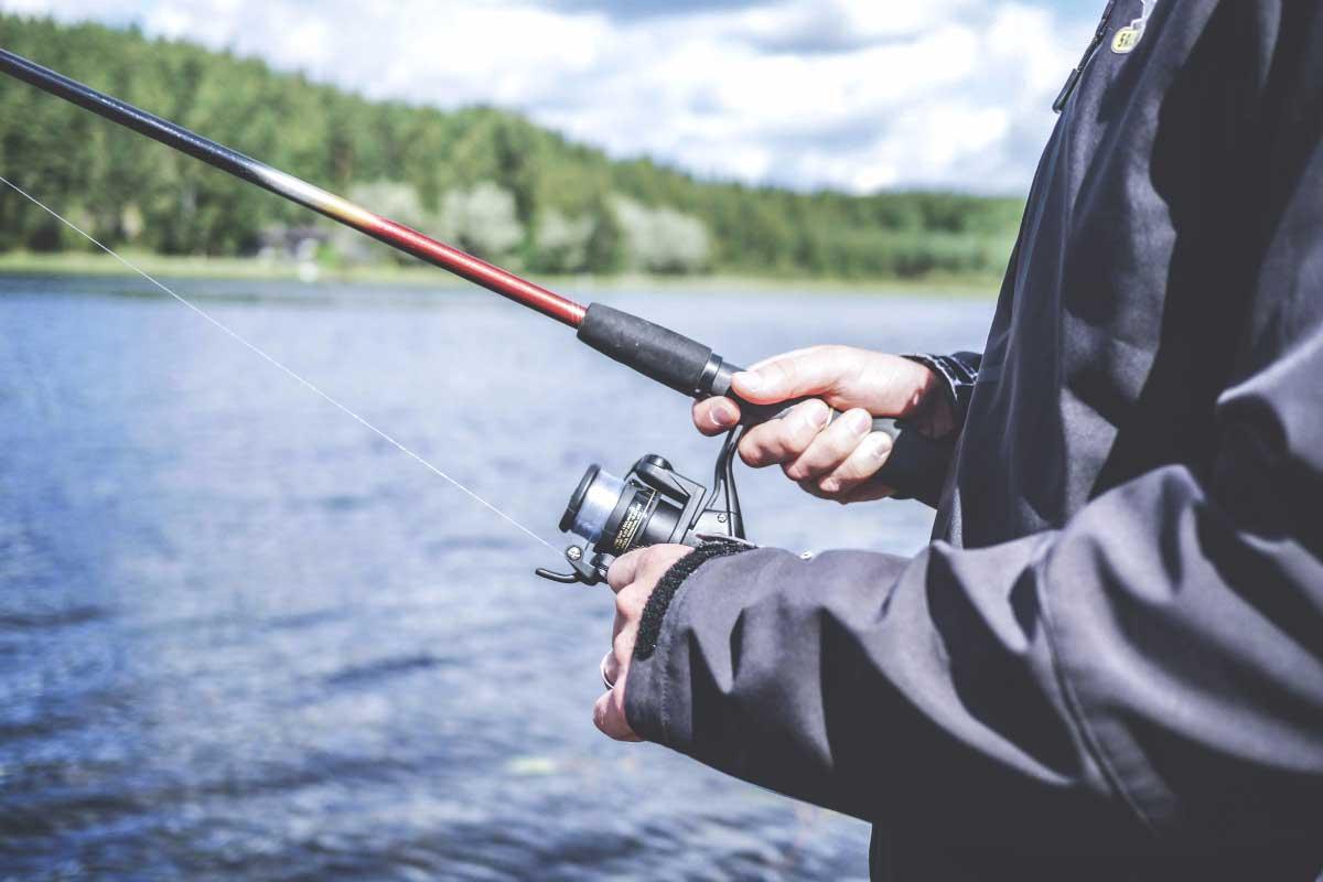 Angelbekleidung für Angler